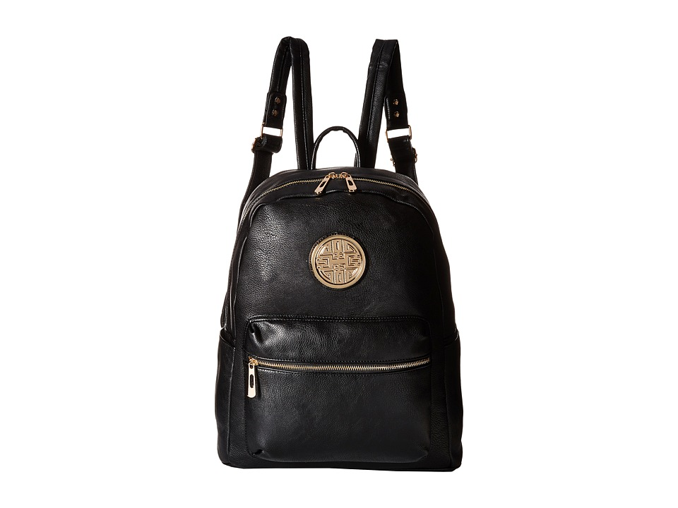 Gabriella Rocha - Camdyn Backpack with Front Pocket (Black) Backpack Bags