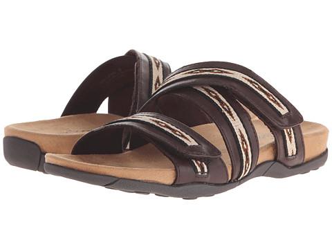 Minnetonka - Lafayette (Brown) Women's Shoes