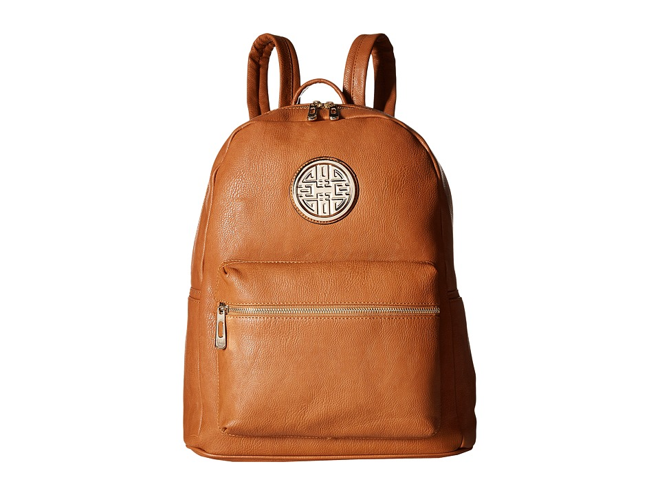 Gabriella Rocha - Camdyn Backpack with Front Pocket (Camel) Backpack Bags