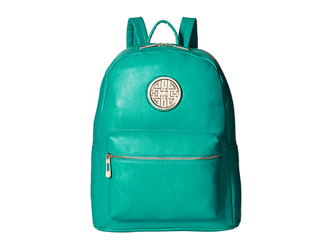 Gabriella Rocha - Camdyn Backpack with Front Pocket (Teal) Backpack Bags