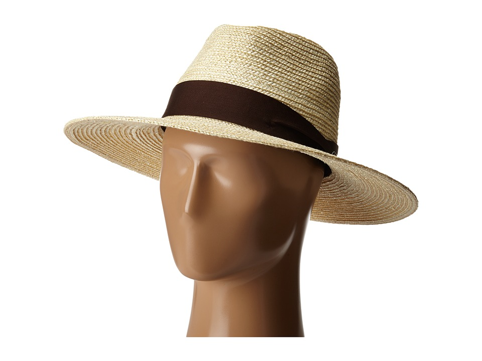 Brixton - Willow Hat (Cream/Brown) Caps