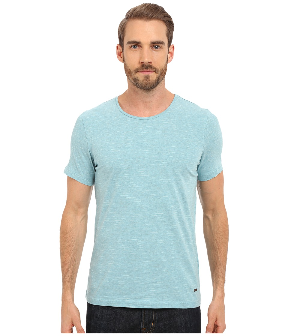BOSS Orange - Typicco T-Shirt 10188804 01 (Turquoise Aqua) Men's Short Sleeve Pullover