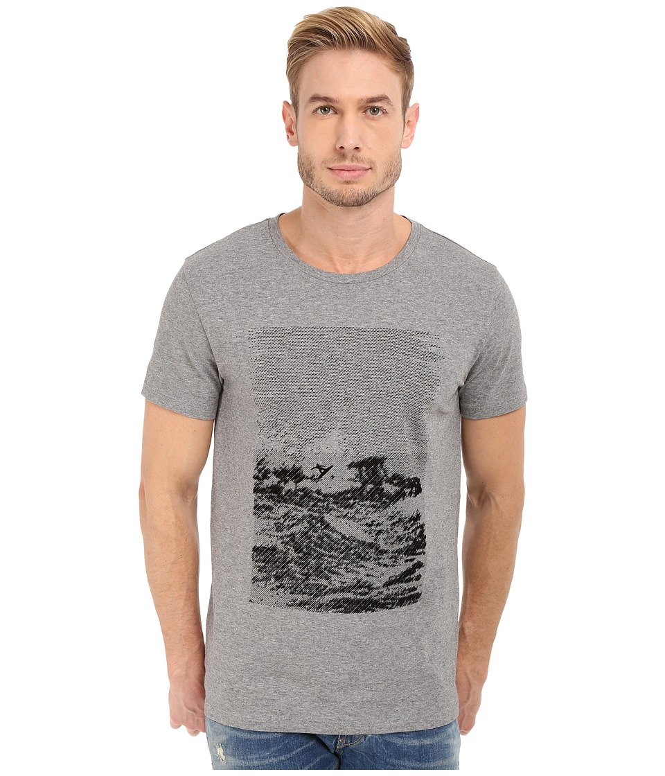 BOSS Orange - Tartary T-Shirt 10189448 01 (Light Pastel Grey) Men