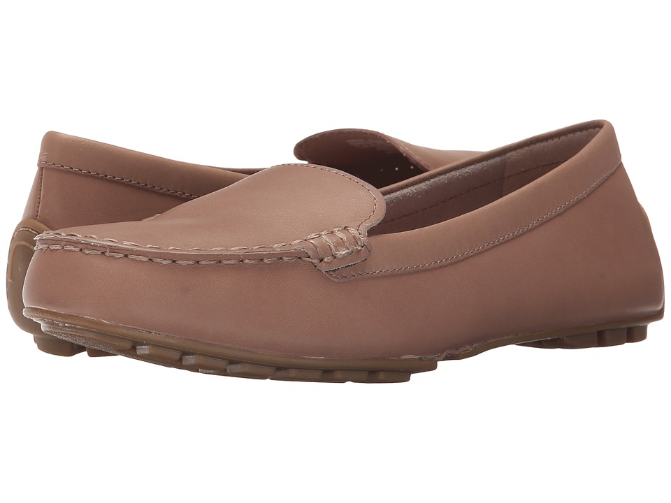 Rockport Cambridge Boulevard Moccasin (Warm Taupe Washable) Women