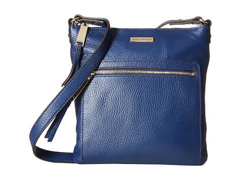 Tommy Hilfiger - North South Crossbody (Twilight Blue) Cross Body Handbags