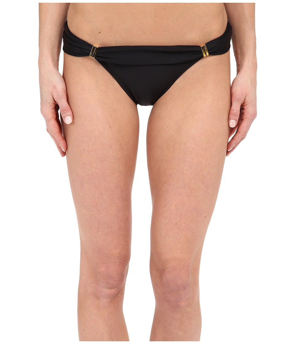 Vix - Sunset Bia Tube Full Bottom (Solid Black) Women's Swimwear