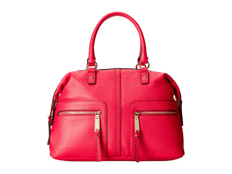 Tommy Hilfiger - Bowler (Raspberry) Handbags