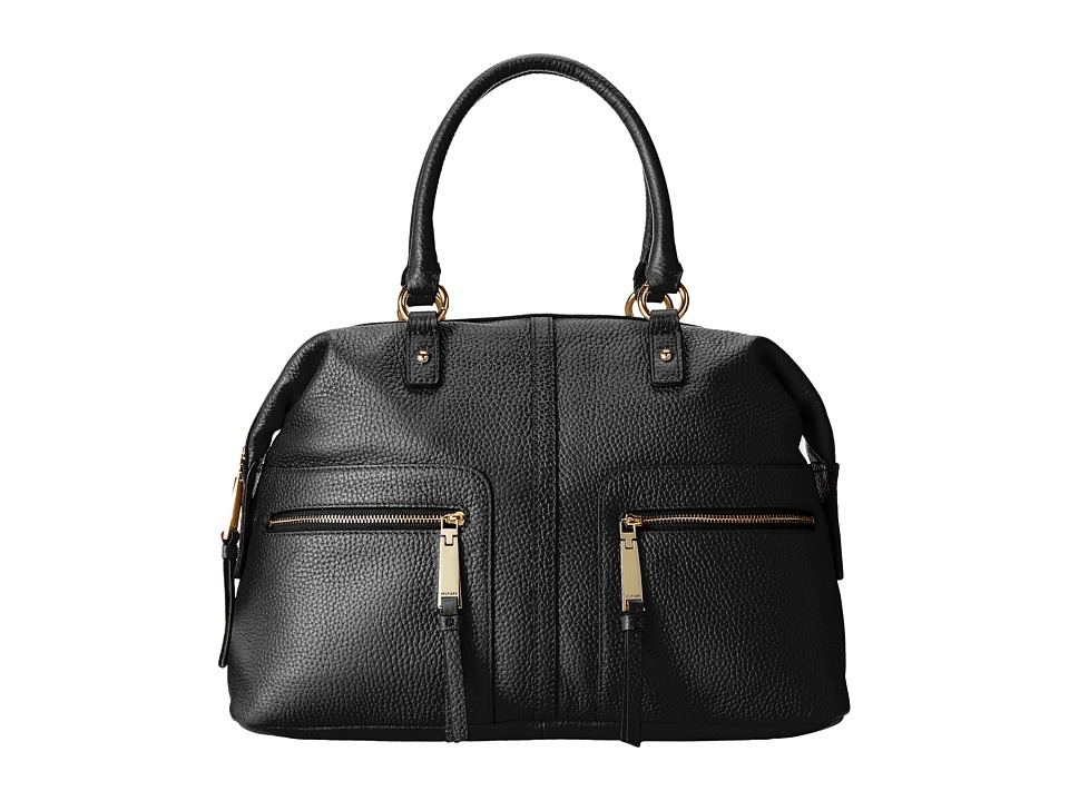 Tommy Hilfiger - Bowler (Black) Handbags