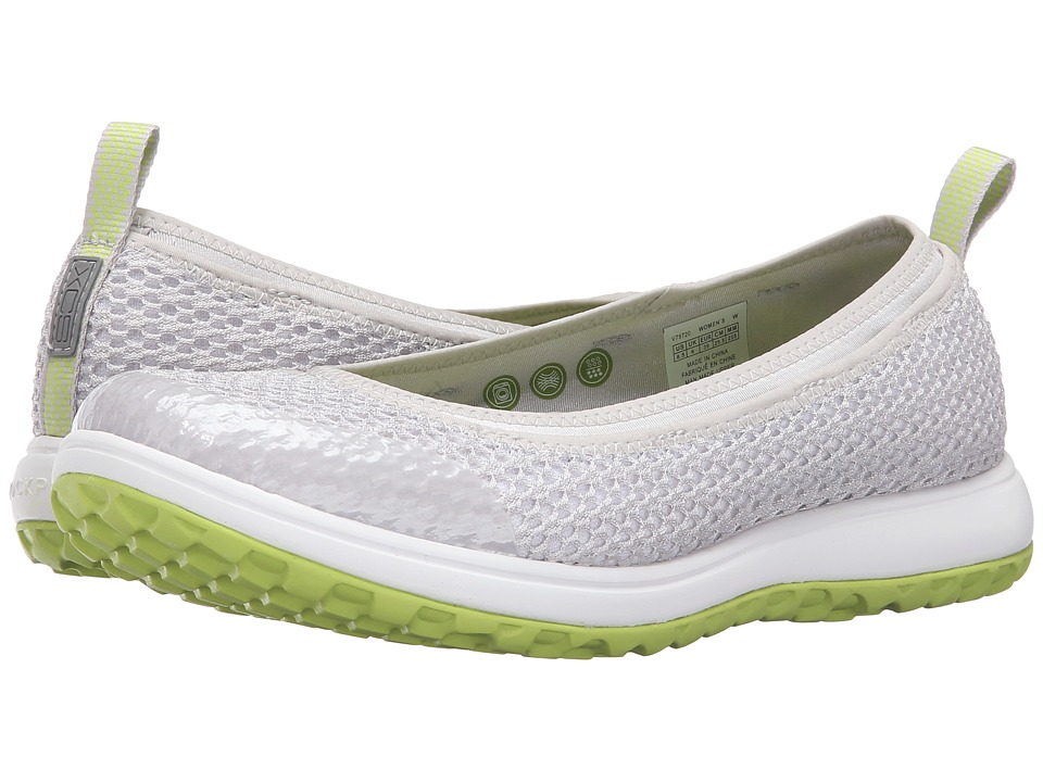Rockport - Walk360 Washable Ballet (Windchime/Lime Wash) Women's Shoes