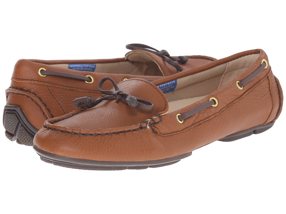 Rockport - Shore Bets II Bow Boat Shoe (Tan) Women
