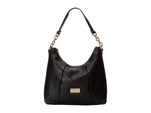 Tommy Hilfiger - Lily-Hobo (Black) Hobo Handbags