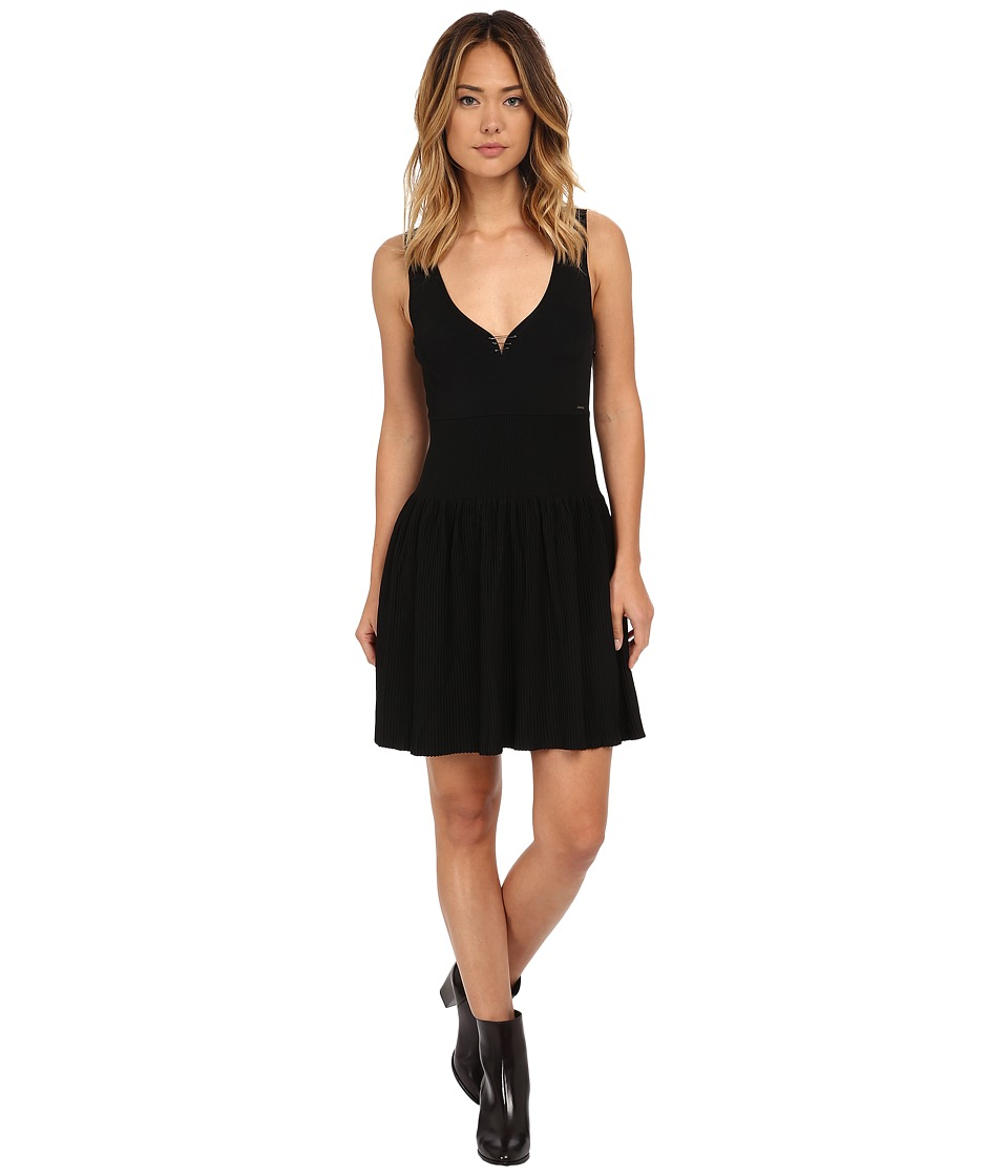 Diesel - M-Breed Dress (Black) Women's Dress