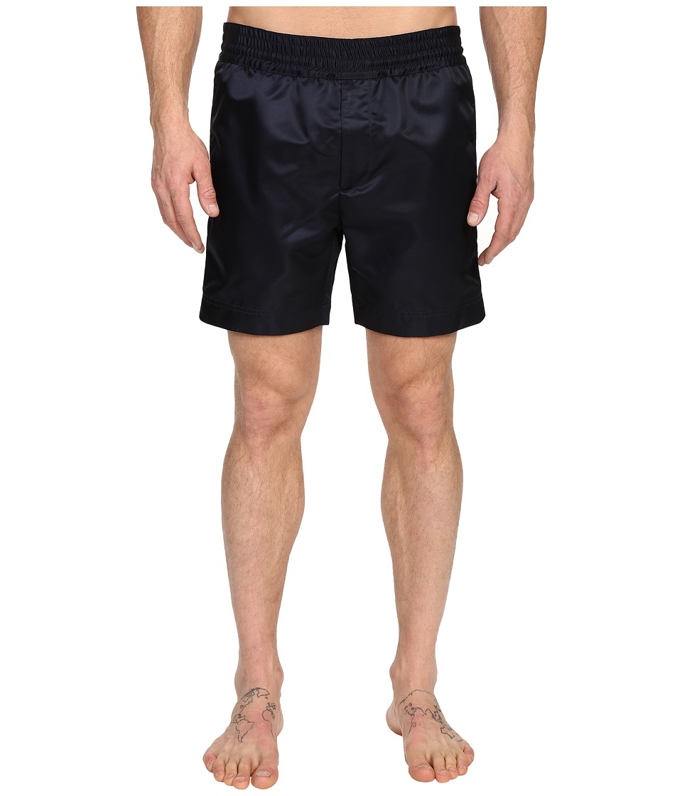 Marc Jacobs - Force Nylon Swim Shorts (Navy) Men's Swimwear