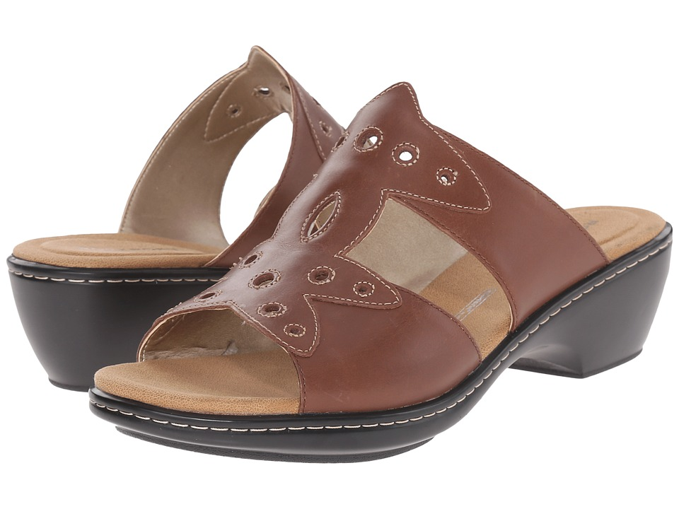 Rockport - Spring Hill Flower H-Band (Nutella) Women