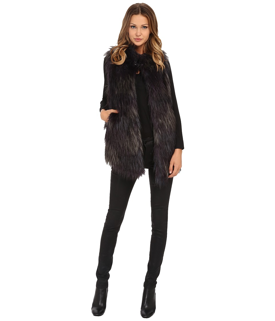 Diesel - L-Jala-A Waistcoat (Midnight/Blue) Women's Coat