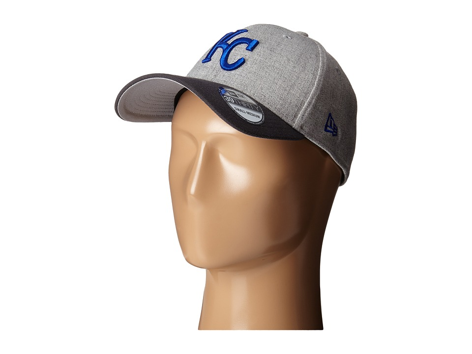 New Era - Change Up Classic Kansas City Royals Gray (Medium Gray) Caps