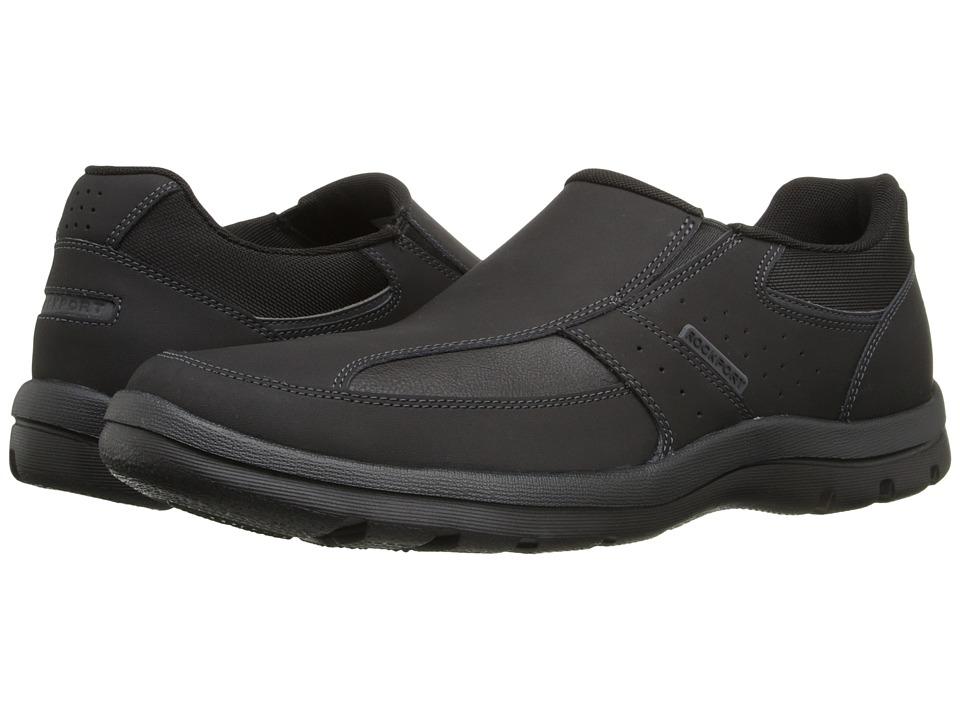 Rockport Get Your Kicks Slip-On (Black) Men