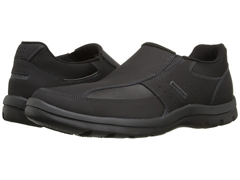 Rockport - Get Your Kicks Slip-On (Black) Men