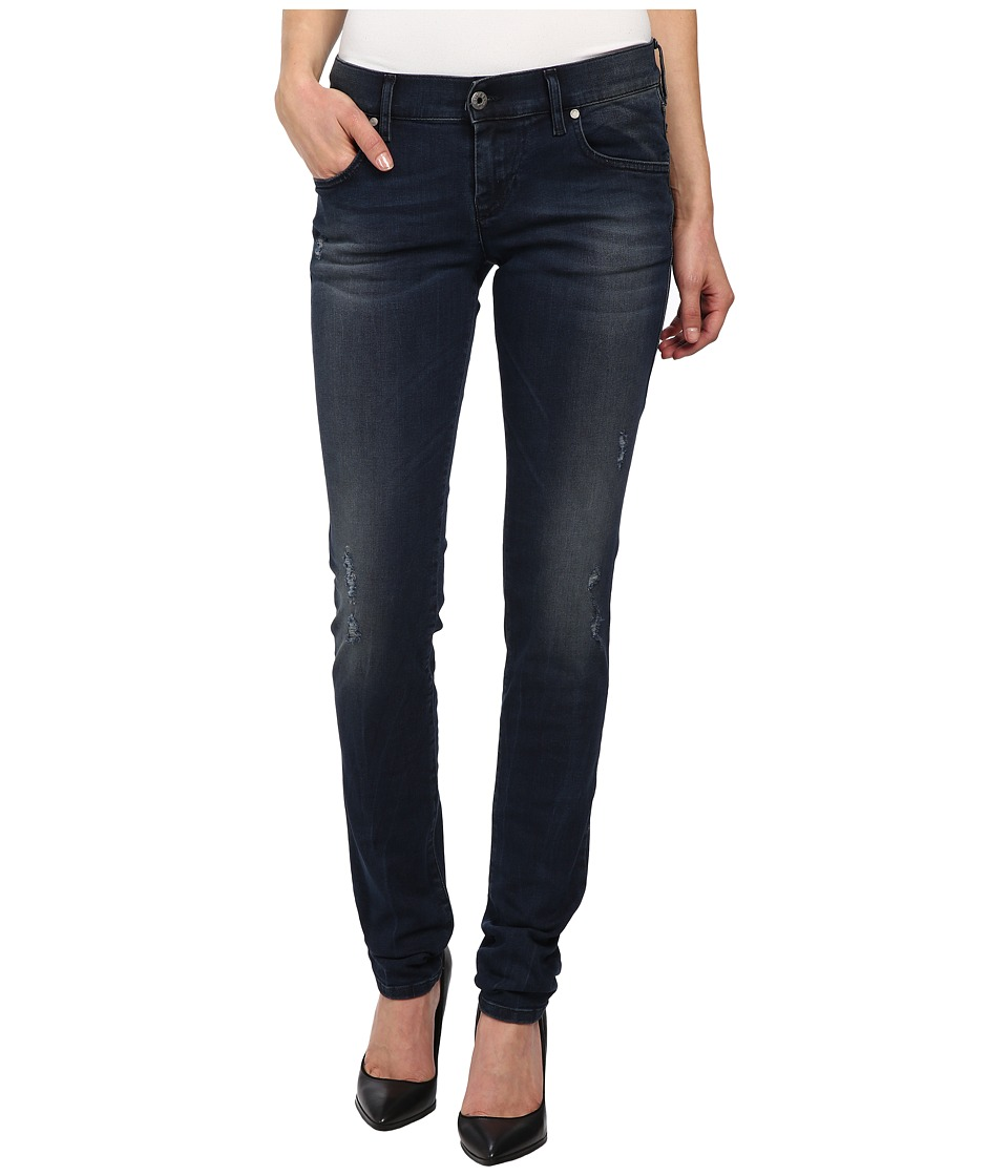 Diesel - Grupee Trousers 0846Q in Denim (Denim) Women's Jeans