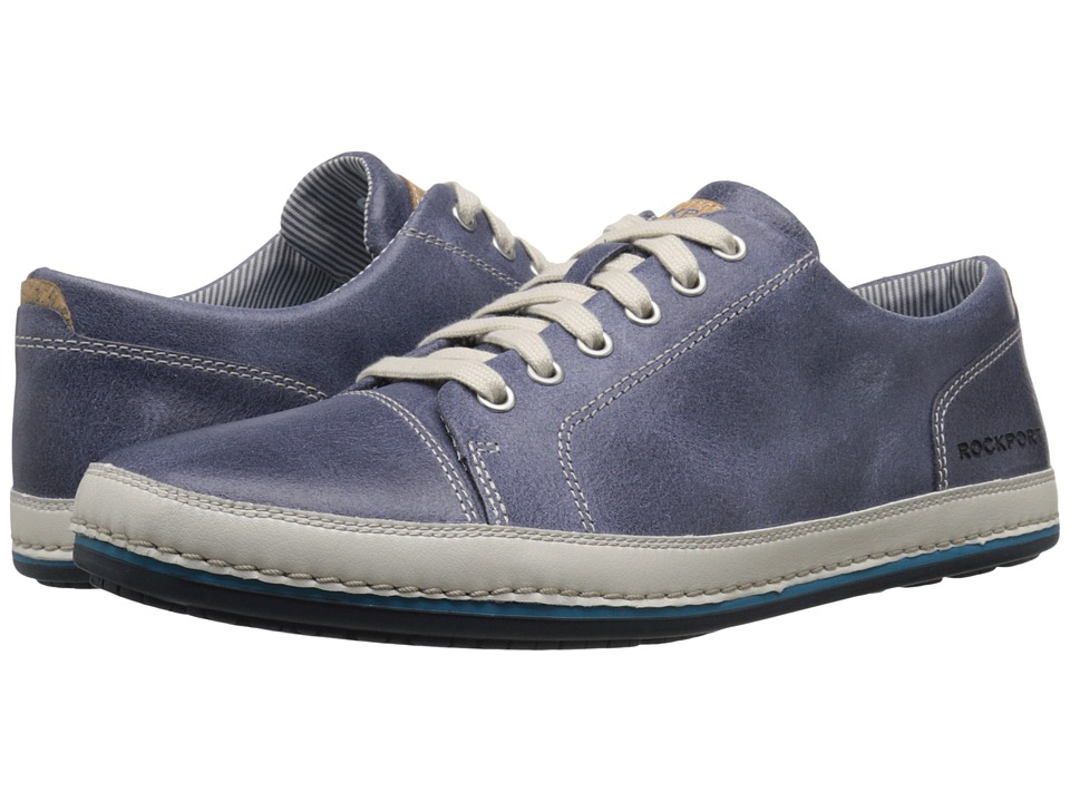 Rockport Harborpoint Lace To Toe (Navy) Men