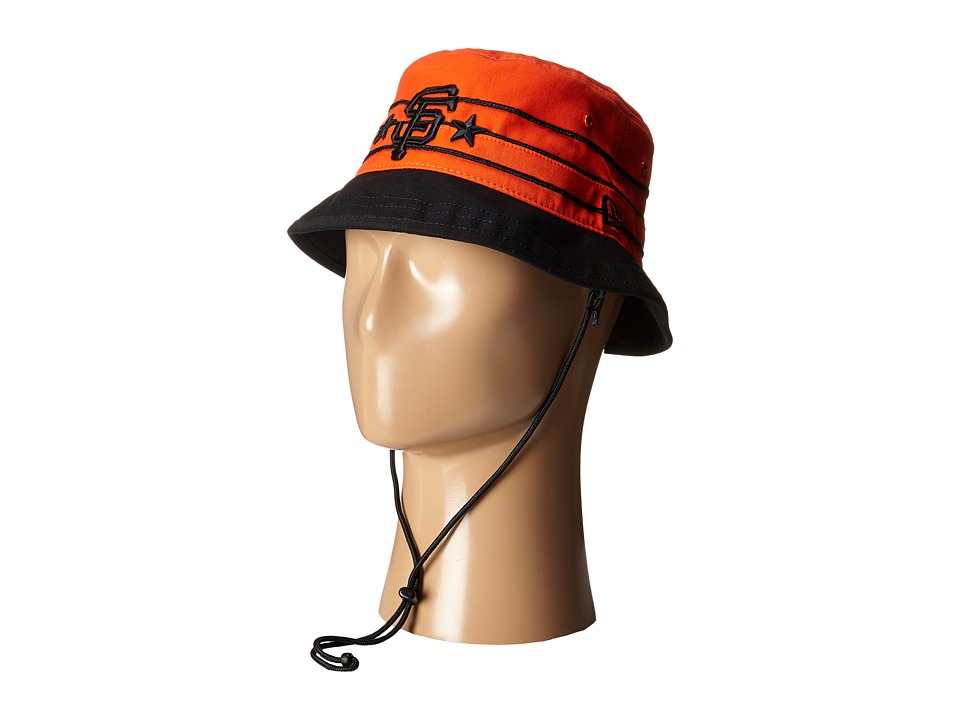 New Era - Wraparound San Francisco Giants (Black) Caps