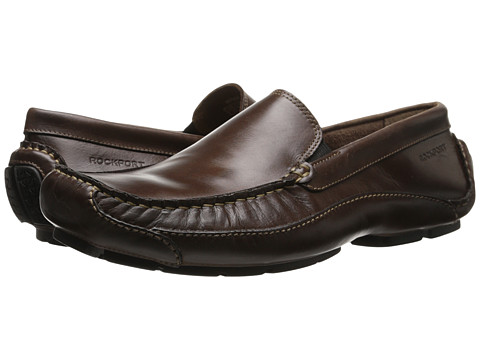 Rockport - Luxury Cruise Venetian (Brown) Men