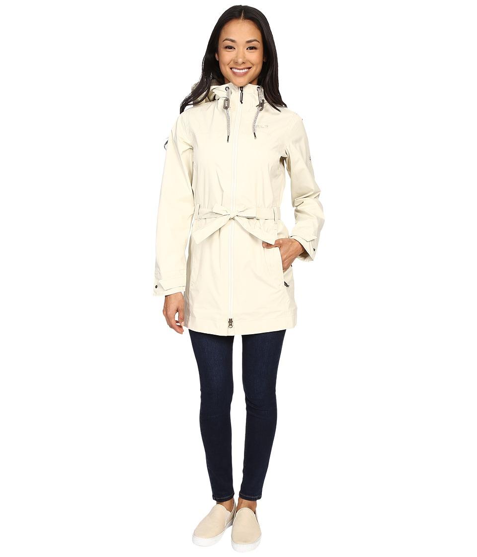 Jack Wolfskin - Kyoga Coat (White Sand) Women's Coat