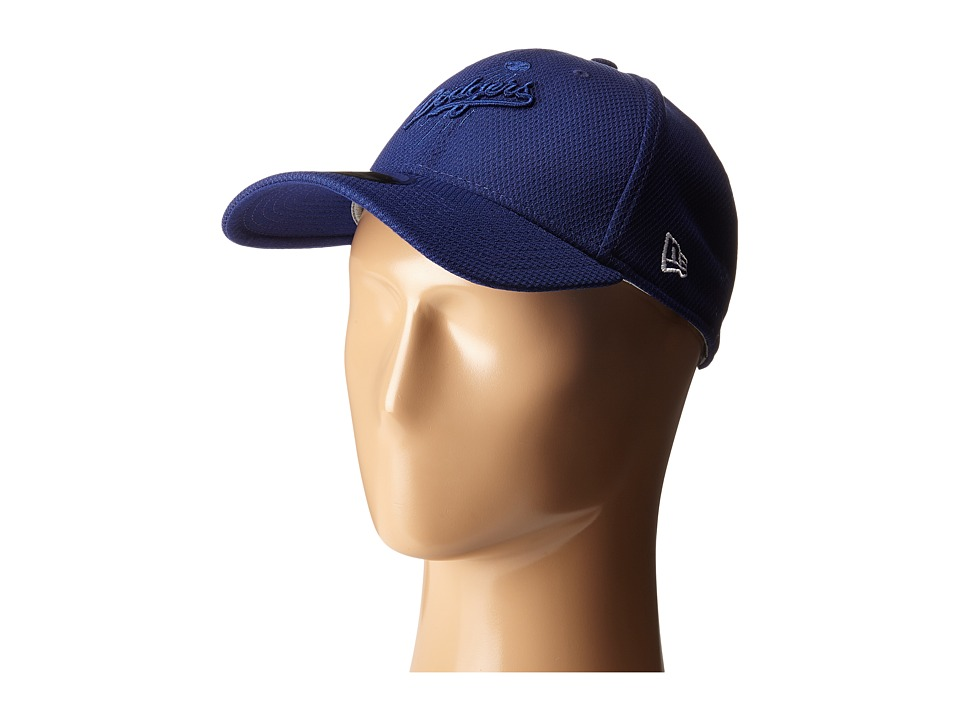 New Era - Logo Twist Los Angeles Dodgers (Dark Blue) Caps
