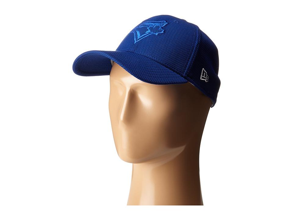 New Era - Logo Twist Toronto Blue Jays (Blue) Caps