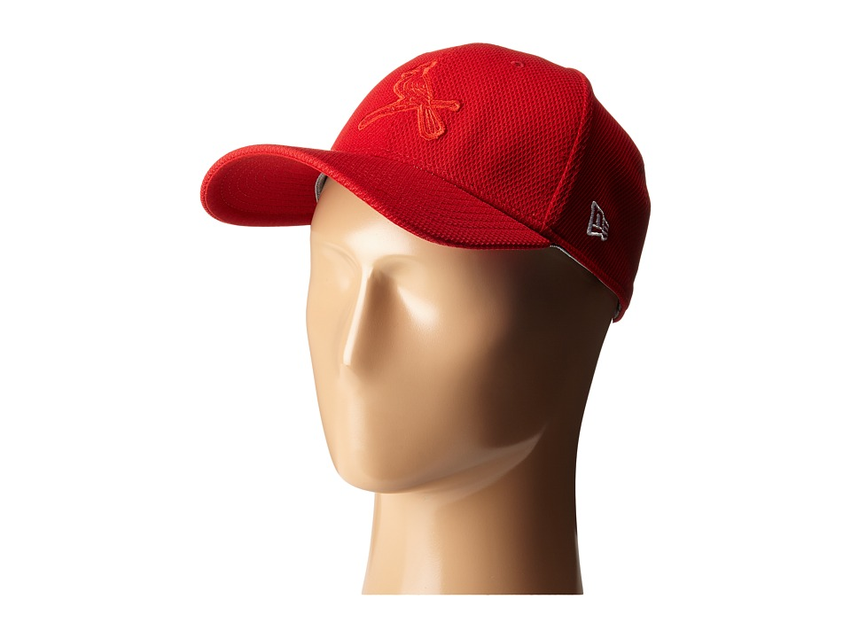 New Era - Logo Twist St. Louis Cardinals (Red) Caps