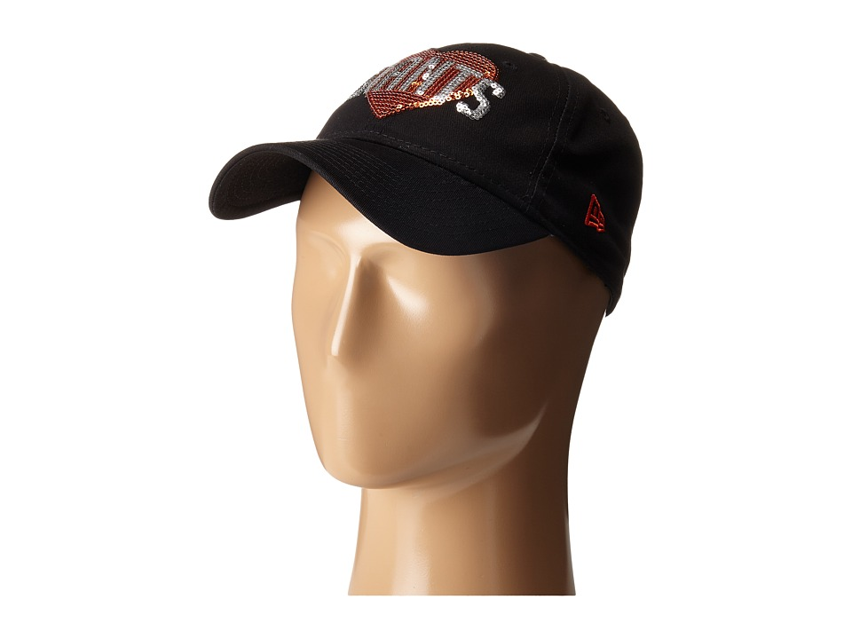 New Era - Model Fan San Francisco Giants (Black) Caps