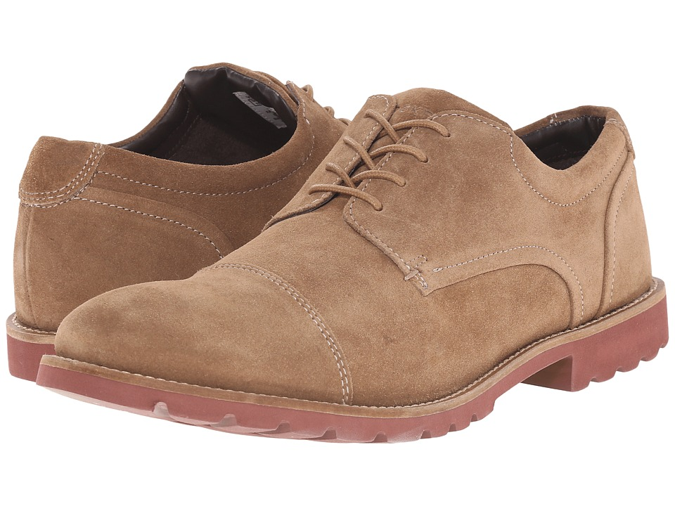 Rockport Sharp Ready Channer (Vicuna/Brick) Men