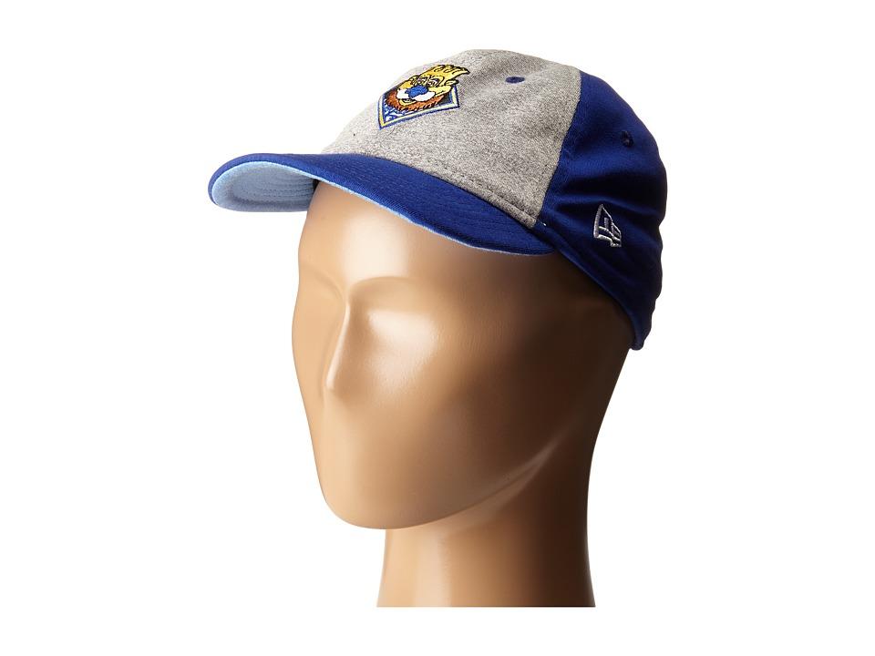 New Era - Heather Tot Kansas City Royals (Infant/Toddler) (Gray) Caps