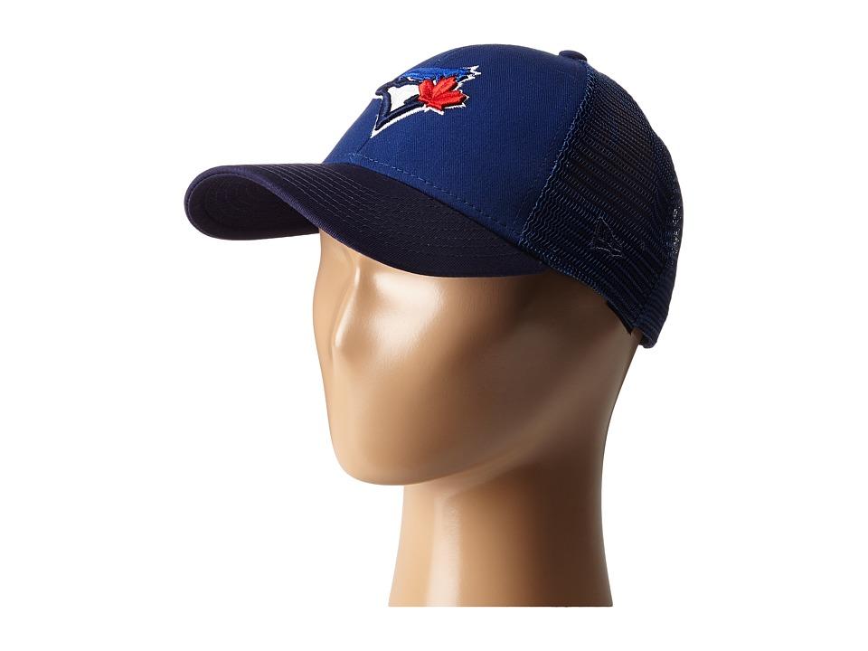 New Era - Mascot Mixer Toronto Blue Jays (Toddler/Youth) (Blue) Caps