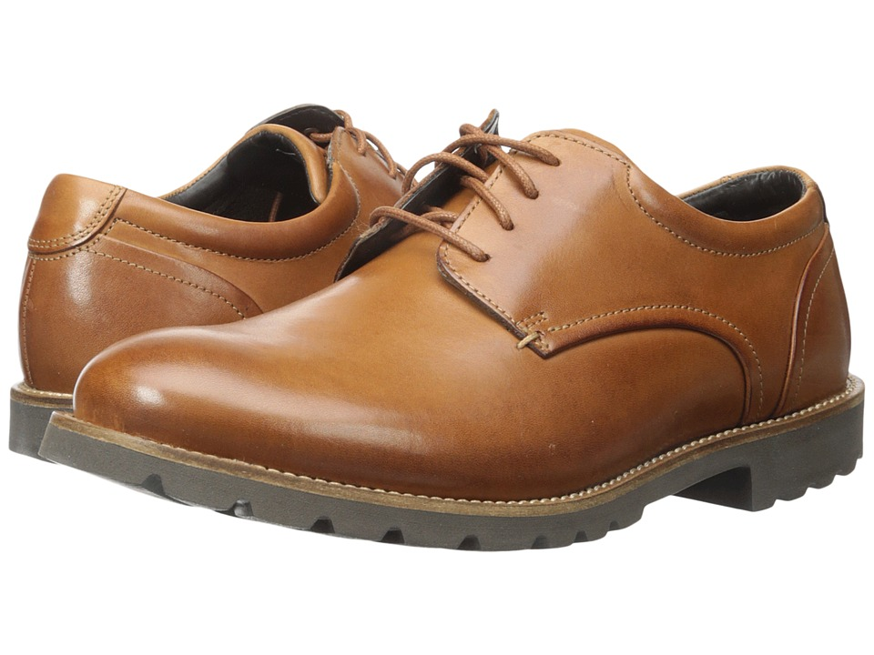 Rockport - Sharp Ready Colben (New Tan) Men's Shoes