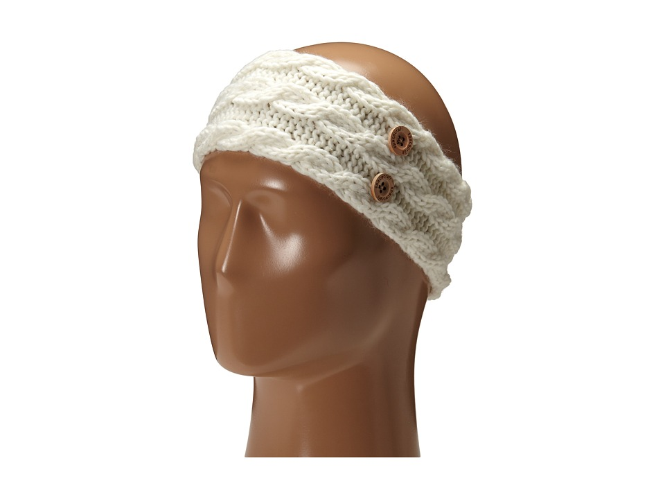Spacecraft - Juniper Headband (White) Caps