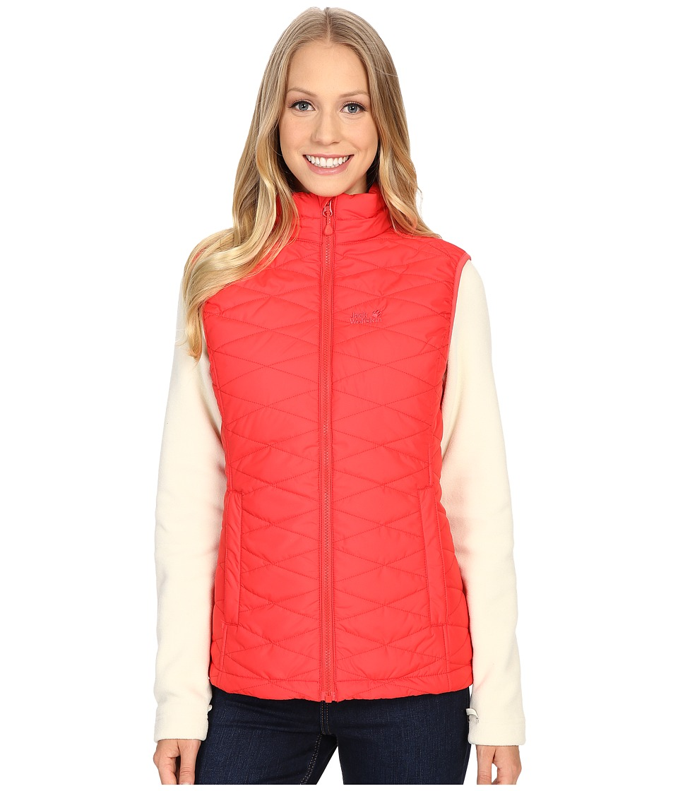 Jack Wolfskin - Glen Dale (Hibiscus Red) Women's Clothing