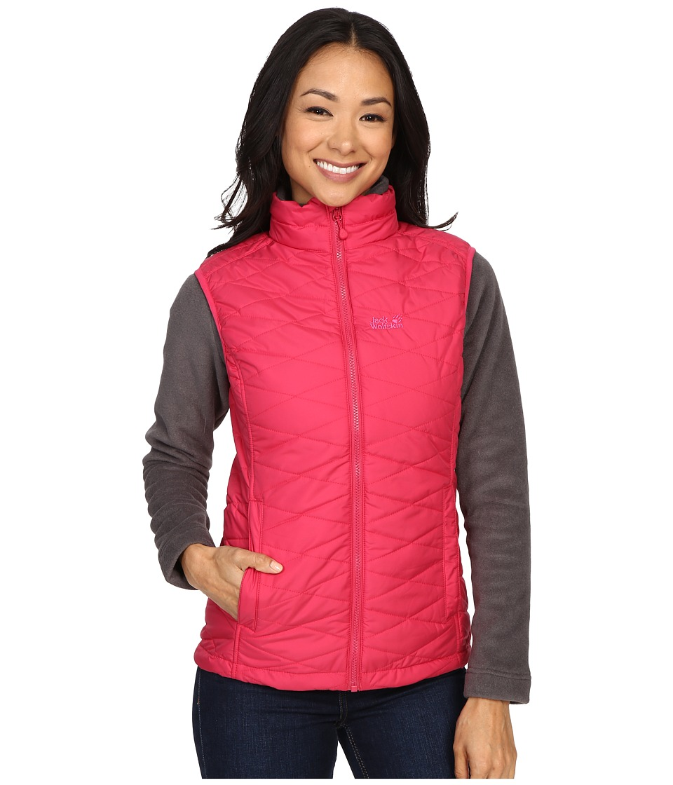 Jack Wolfskin - Glen Dale (Azalea Red) Women's Clothing