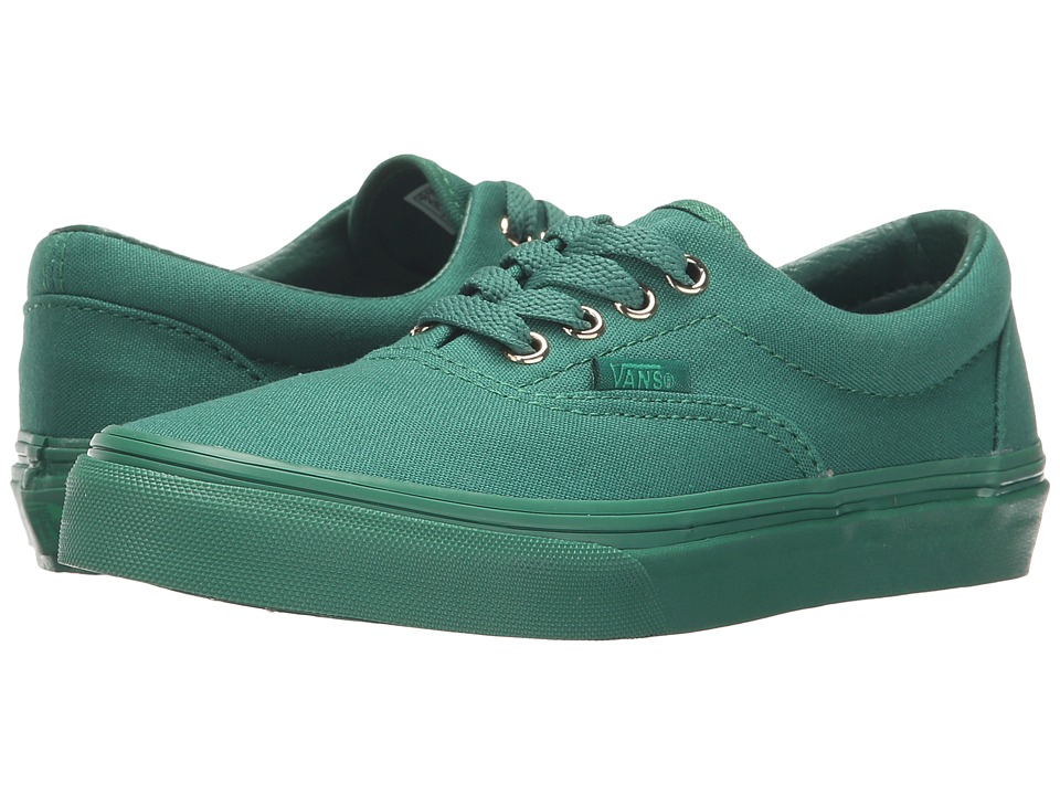 Vans Kids - Era (Little Kid/Big Kid) ((Gold Mono) Verdant Green) Boys Shoes