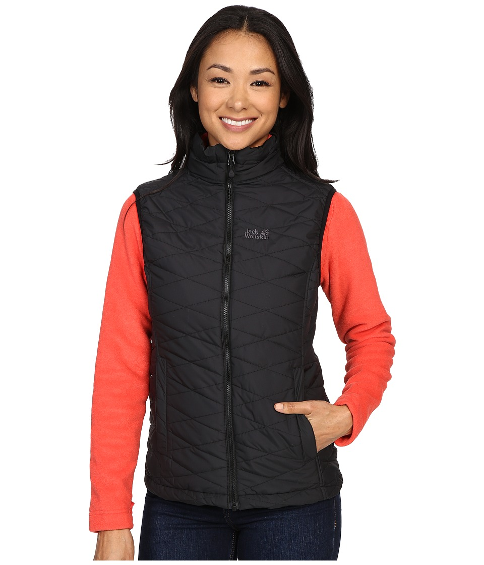 Jack Wolfskin - Glen Dale (Black) Women's Clothing