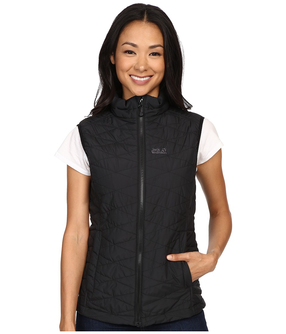 Jack Wolfskin - Glen Vest (Black) Women's Vest