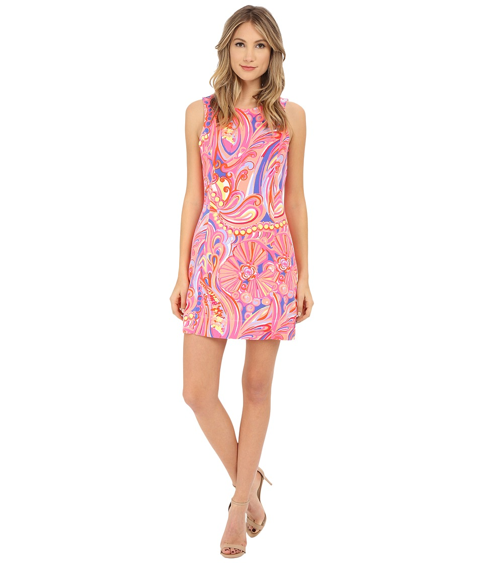 Lilly Pulitzer - Whiting Shift Dress (Multi Reef Retreat) Women's Dress