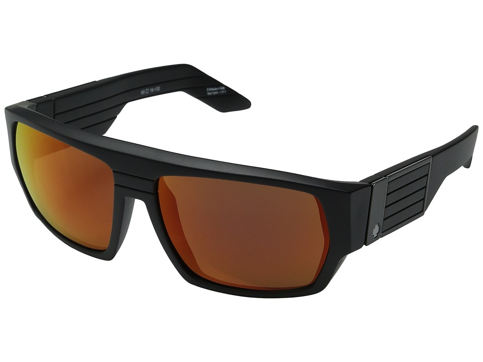 Spy Optic - Blok (Block Matte Black 2) Sport Sunglasses