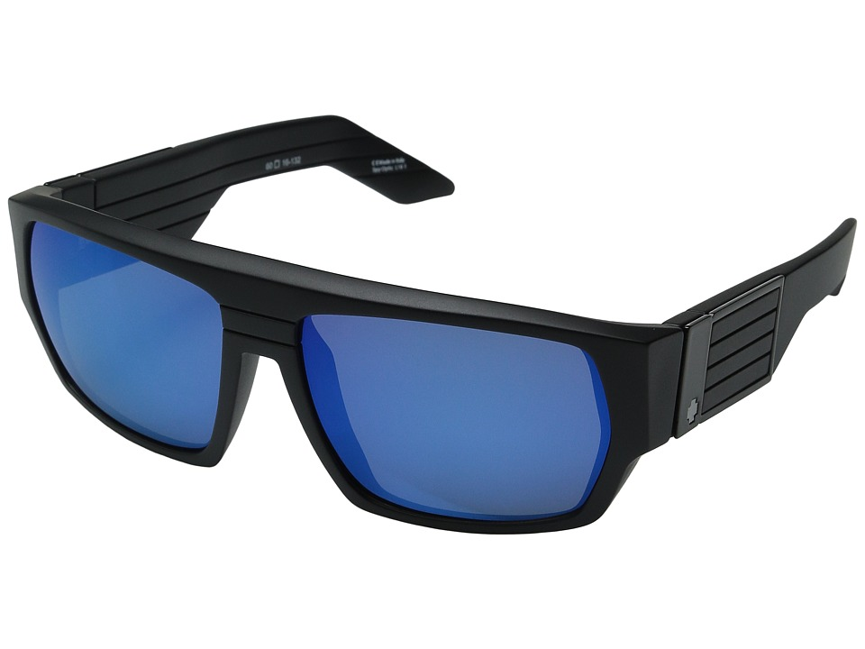 Spy Optic - Blok (Block Matte Black 3) Sport Sunglasses