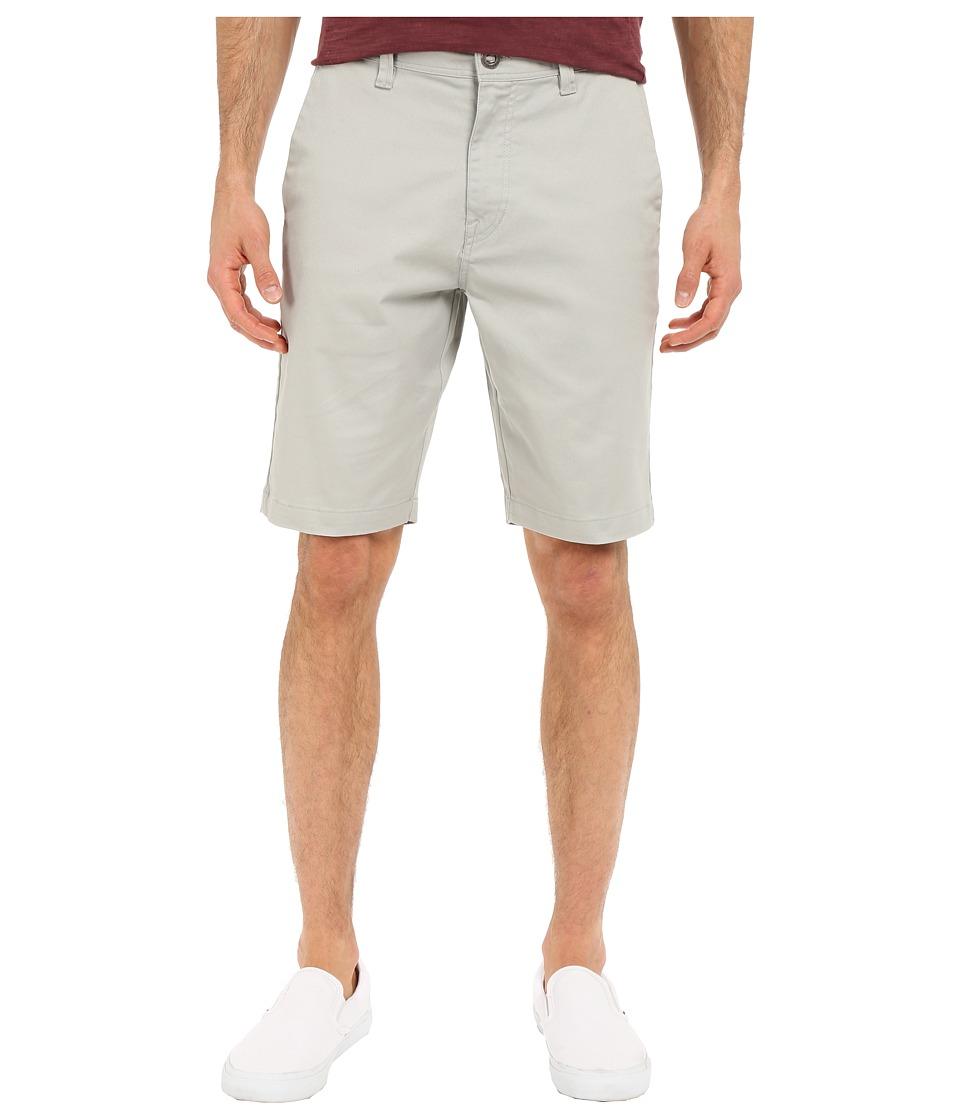 Volcom - Frickin Modern Stretch Chino Shorts (Storm) Men's Shorts