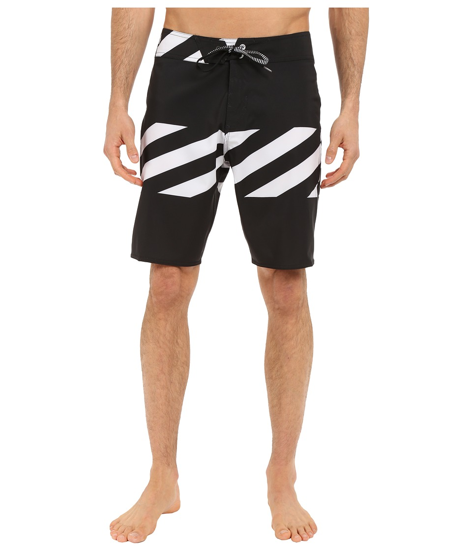 Volcom - Macaw Mod 20 Boardshorts (Black) Men's Swimwear