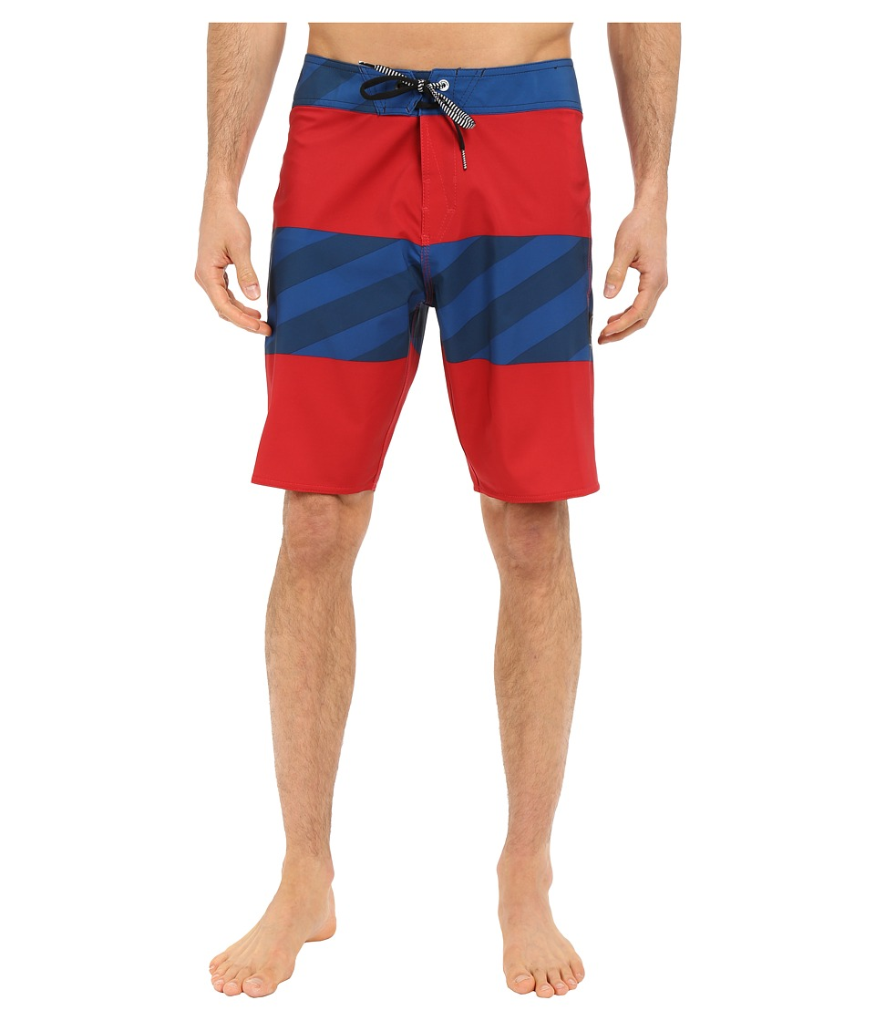 Volcom - Macaw Mod 20 Boardshorts (Candy Apple) Men's Swimwear