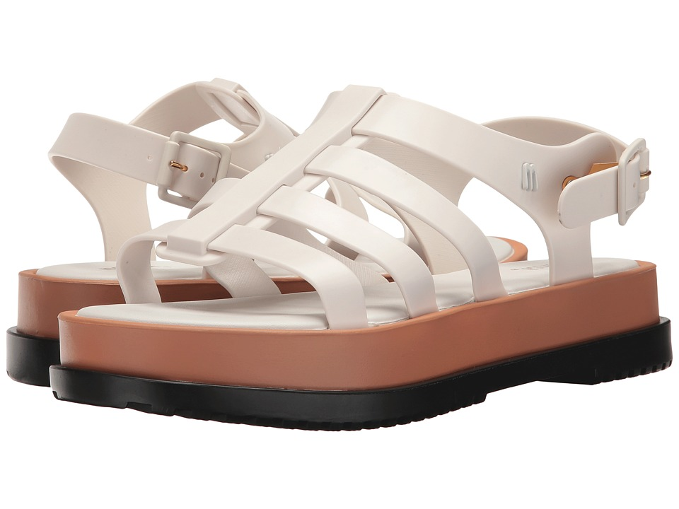 Melissa Shoes Flox III (Off White) Women