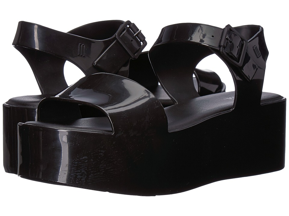 Melissa Shoes Mar (Black) Women