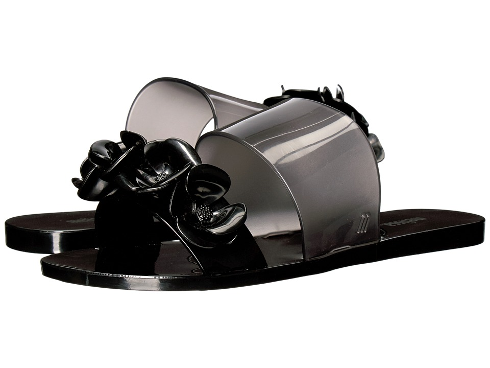 Melissa Shoes - Wonderful (Black) Women's Dress Sandals